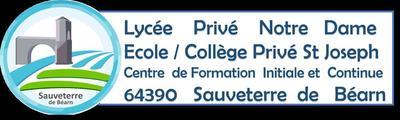 Collège Saint-Joseph 64390 Sauveterre-de-Béarn