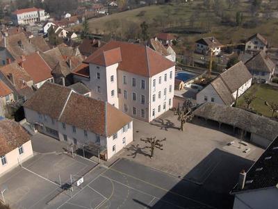 Collège privé Ménans 70700 Gy
