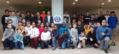 Lycée polyvalent La Salle - Saint-Nicolas 92130 Issy-les-Moulineaux