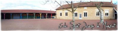 Ecole primaire privée Saint Joseph 01570 Manziat