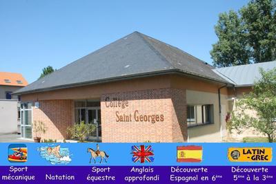 Collège privé Saint-Georges 41300 Salbris