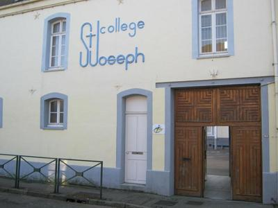 Collège Saint-Joseph 62630 Étaples