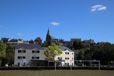 Collège Saint-Vincent 49320 Brissac-Quincé