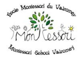 Ecole primaire privée sous contrat Montessori 01260 Champagne-en-Valromey