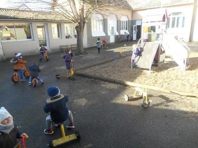 Ecole primaire privée Notre-Dame 79290 Loretz-d'Argenton