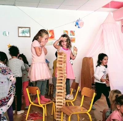 Ecole primaire privée Puck et Ribambelle 34170 Castelnau-le-Lez