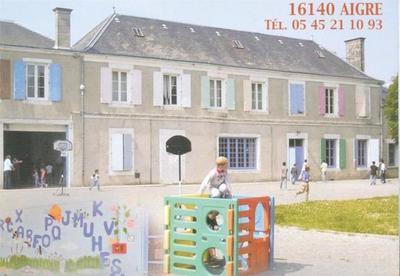 Ecole primaire privée Notre-Dame 16140 Aigre