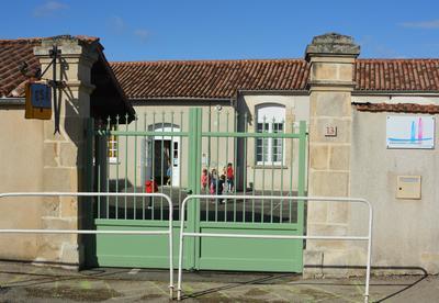 Ecole primaire privée Saint Ambroise 85240 Rives d'autise